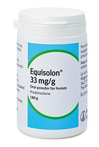Boehringer Ingelheim Vetmedica has launched Equisolon 33 mg/g oral powder, the first licensed oral prednisolone for the alleviation of inflammation associated with recurrent airway obstruction (RAO), otherwise known as heaves, in horses.