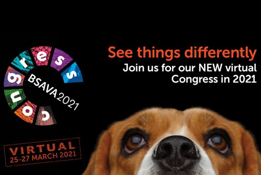 BSAVA Congress goes online for 2021