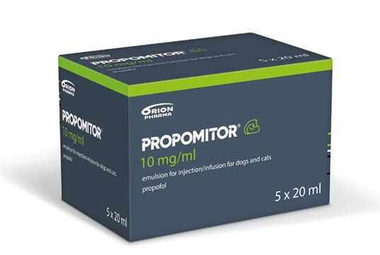 Animalcare launches 'affordable' propofol
