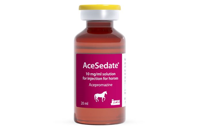 Jurox (UK) Ltd has launched AceSedate, a UK-licensed injectable acepromazine for horses.