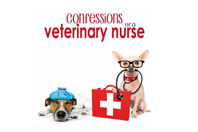 Tracey Ison RVN has written a new book, Confessions of a veterinary nurse