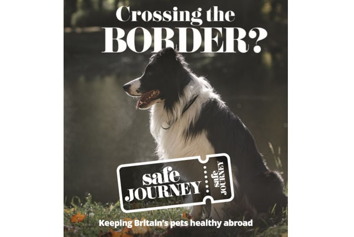 MSD Animal Health has launched the Safe Journey campaign