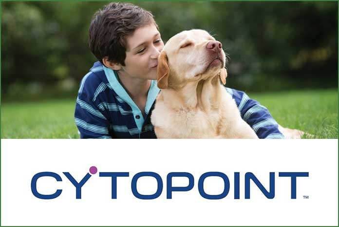 Zoetis has launched Cytopoint (lokivetmab), a novel once-monthly injectable treatment for the clinical signs of atopic dermatitis in dogs