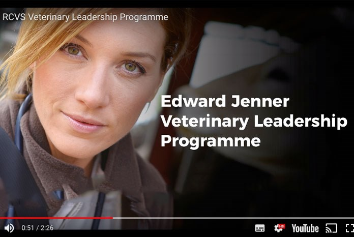 The RCVS has launched the Edward Jenner Veterinary Leadership Programme, a online leadership training course for all members of the practice team.