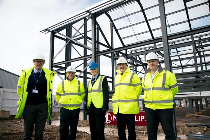 Building work has started on the new Harper & Keele Veterinary School, which is due to take its first students on the veterinary medicine course in 2020, and will also serve students on Veterinary Nursing, Veterinary Physiotherapy and wider animal sciences courses at Harper Adams.
