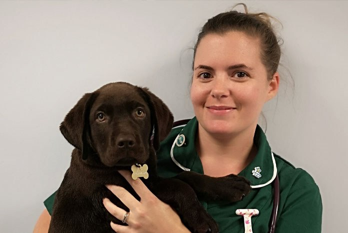 Katie Whalley, a veterinary nurse at Chipping Norton Veterinary Hospital, has been awarded the first ever MSD Animal Health Veterinary Nurse Research Bursary.
