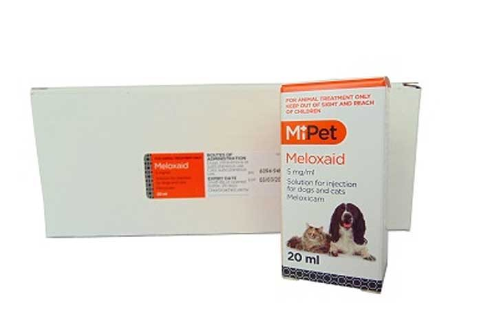 The Veterinary Medicines Directorate has announced that Norbrook Laboratories Ltd has issued a recall for Meloxaid 5mg/ml Solution for Injection for Dogs and Cats (Vm 02000/4397).