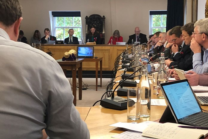 "A motion to conduct a trial of remote prescribing without performing a physical examination (ie. via telemedicine), thereby redefining what it means for an animal to be ""under the care"" of a veterinary surgeon, was put before RCVS Council last week."